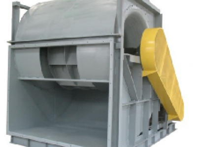 YQS-DW backward tilt double inlet centrifugal fan
