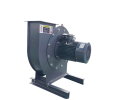 YRBK radial blade industrial fan