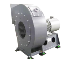 YRBB backward tilting medium pressure industrial fan
